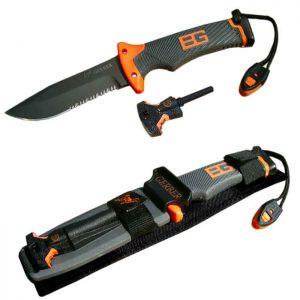 nože na prežitie